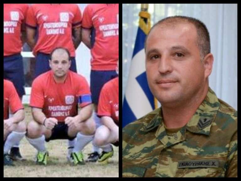 Τιμάει τον ποδοσφαιριστή-ήρωα του Κουτσού Χρήστο Γκιαουράκη στο ματς με Άρη η Ξάνθη!