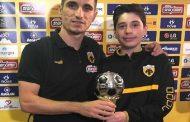 Το ξεχωριστό δώρο του MVP της ΑΕΚ Πέτρου Μάνταλου στον μαχητή της ζωής μικρό Γιώργο!