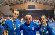 Εντυπωσιακή παρουσία με μετάλλια για Γιαγτζόγλου και Νταμοτσίδου στο Βαλκανικό! Σάρωσε τα μετάλλια η Ελλάδα στο Βαλκανικό Πάλης!!!