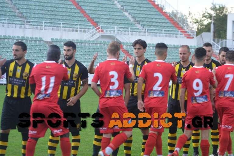 Photos: Αγχωτική νίκη του Πανσερραϊκού στην Ξάνθη επί του Ορφέα που μπορούσε το αποτέλεσμα!