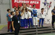 Με 11 μετάλλια επέστρεψε από το διεθνές της Βουλγαρίας ο Πρόμαχος Ορεστιάδας!