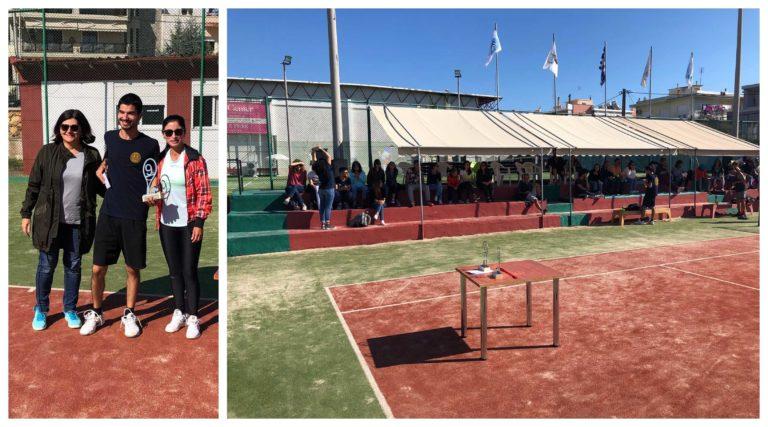 Με νικητή τον Βασίλη Γερούκη ολοκληρώθηκε το 9ο Open Ανδρών 18+ στην Αλεξ/πολη