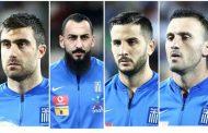 Ηχηρά ονόματα εκτός Εθνικής! Ριζικές αλλαγές από Φαν'τ Σιπ που αφήνει και Τόρο εκτός απο το ματς με Ιταλία!!!