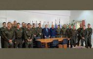 Την Σχολή Αστυφυλάκων Κομοτηνής επισκέφτηκε ο Ευρ. Στυλιανίδης!