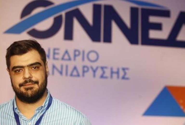 Στην Κομοτηνή έρχεται ο πρόεδρος της ΟΝΝΕΔ Παύλος Μαρινάκης!
