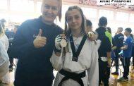 Ασημένιο μετάλλιο στην Θεσ/νίκη για την Καπουκρανίδη του Αγίου Γεωργίου Διδυμοτείχου!