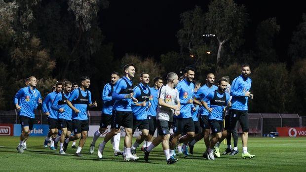 Ανεβάζει ρυθμούς για Αρμενία η Εθνική ομάδα!