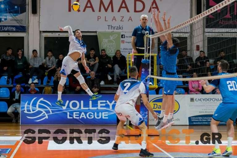 Το photostory της πρεμιέρας του Εθνικού με Ηρακλή στη Volley League!