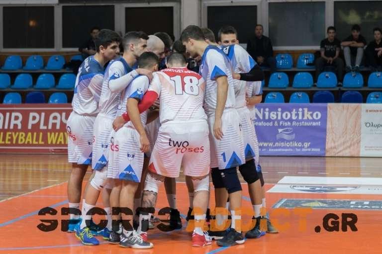 Στην Κηφισιά δοκιμάζεται ο Εθνικός! Πρόγραμμα και διαιτητές 2ης αγωνιστικής στην Volley League