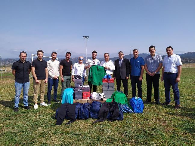 Κρατική τουρκική υπηρεσία ενισχύει φανερά μειονοτικές ομάδες στην Θράκη…όμως όχι τον Κομψάτο Πολυάνθου!!!