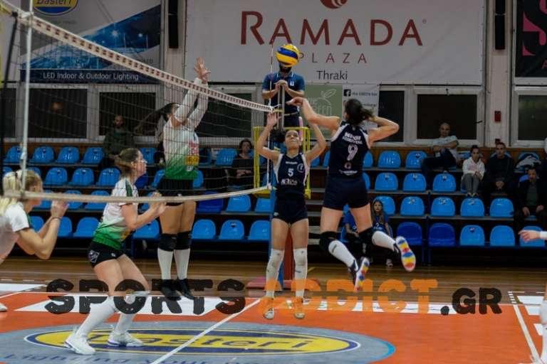 A2 Γυναικών: Το πρόγραμμα και οι διαιτητές της 8ης αγωνιστικής στον όμιλο Νίκης & Φοίνικα