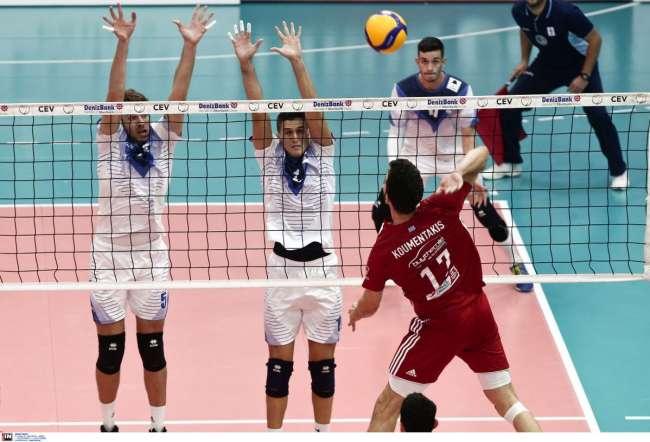 Φιλοξενεί τον Ολυμπιακό ο Εθνικός! Πρόγραμμα & διαιτητές 13ης αγ. στη Volley League
