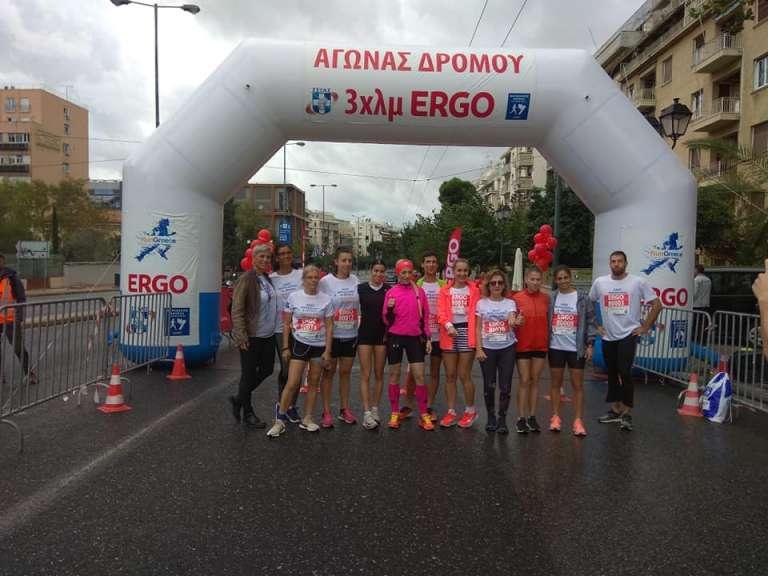 Run Greece: 2η στο ομαδικό γυναικών & 5η στων ανδρών η ομάδα της περιφέρειας ΑΜ-Θ!