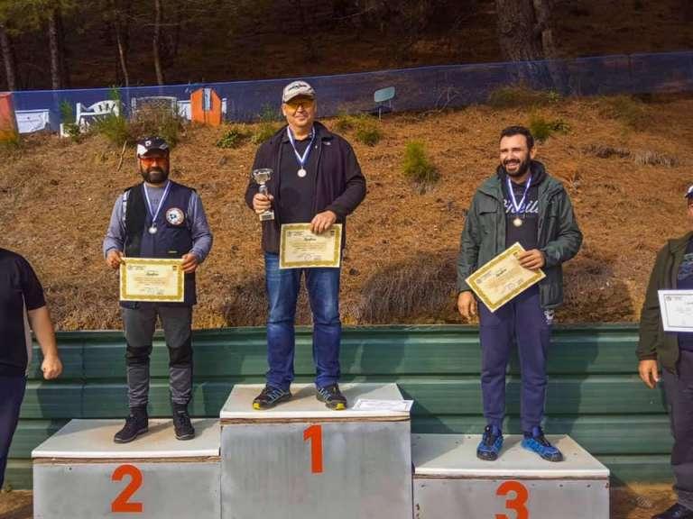 Τρία μετάλλια για τον Σκοπευτικό Όμιλο Αλεξ/πολης στο 4ο Τουρνουά Compak Sporting