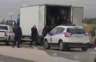 Ροδόπη: Πλήθος παράνομων μεταναστών ήταν κρυμμένοι σε φορτηγό!