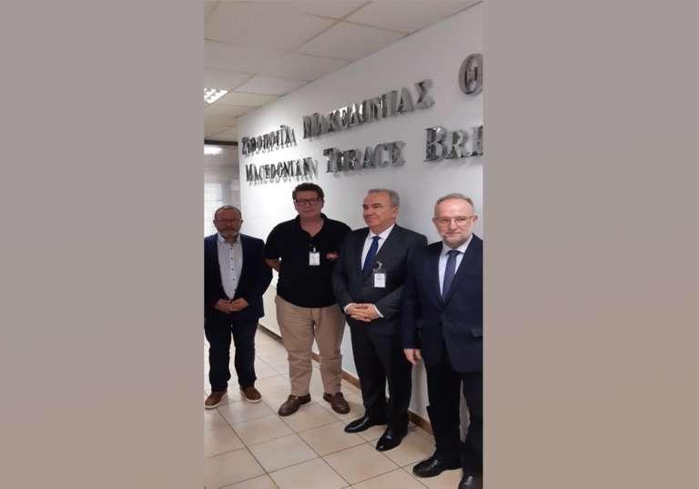 Στη Ροδόπη βρέθηκε ο υφυπουργός Ανάπτυξης Ν. Παπαθανάσης!