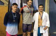 Τρία μετάλλια και ρεκόρ ο Τυλιγαδάς, μεγάλη εμφάνιση και από Παρλίδη!