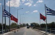 Άγνωστοι έβαλαν τουρκική σημαία σε ελληνική νησίδα στον Έβρο!