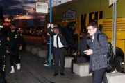 Θερμή υποδοχή της ΑΕΚ στην Αλεξανδρούπολη! (pics)