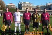 Οι διαιτητές και το πρόγραμμα της 12ης αγωνιστικής στον 1ο ομιλο της Γ' Εθνικής!