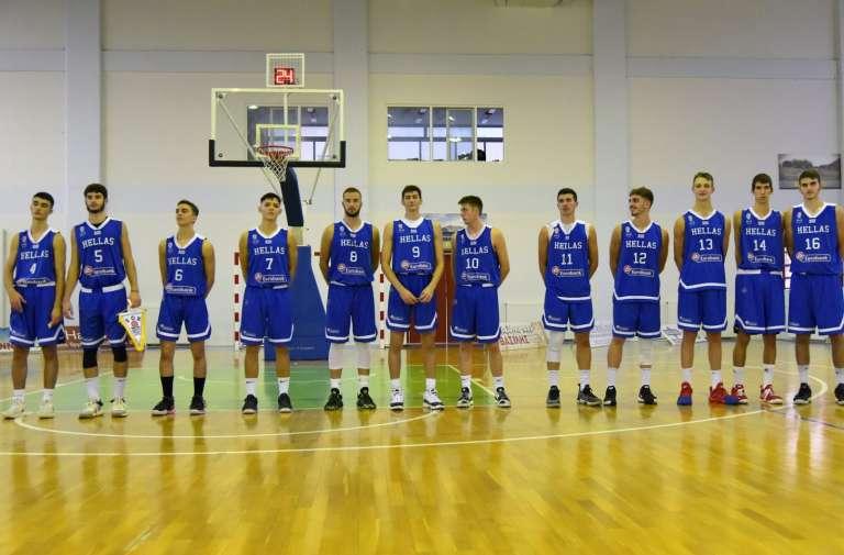 Κλήση για Κάλτσο και Περρή στα φιλικά του Βορείου και Νοτίου Κλιμακίου της Εθνικής Μπάσκετ Εφήβων