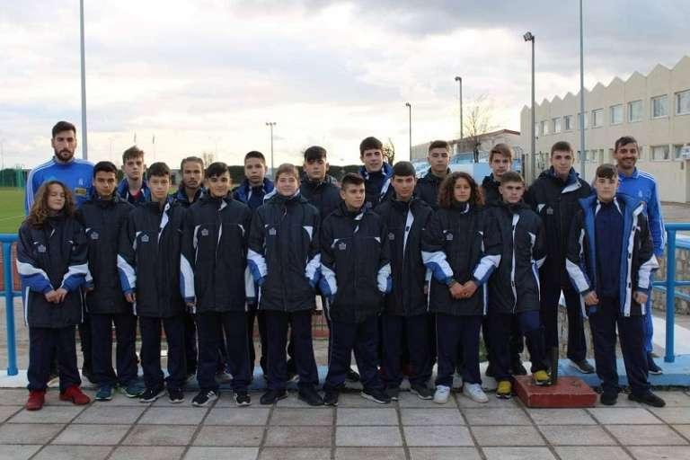 Οι αποστολές των Κ12 & Κ14 της ΕΠΣ Έβρου για τα ματς πρεμιέρας με Χαλκιδική