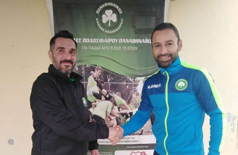 Προπονητής στην Σχολή Ποδοσφαίρου Παναθηναϊκού Αλεξανδρούπολης ο Γιώργος Μαρασλής!
