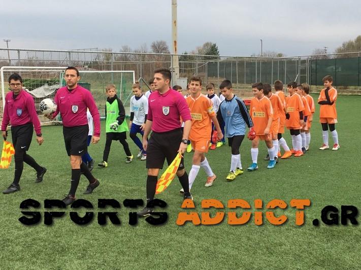 Μοιράστηκαν βαθμούς στην πρεμιέρα του πρωταθλήματος Κ12 ΕΠΣ Θράκης και Ξάνθης!