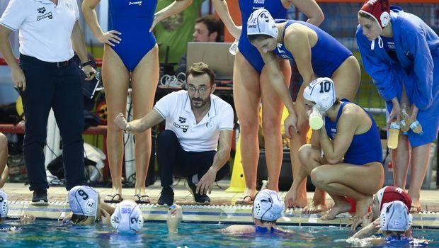 Ξεκίνημα με 2/2 για την Εθνική Πόλο γυναικών στο Ευρωπαϊκό Πρωτάθλημα της Βουδαπέστης!