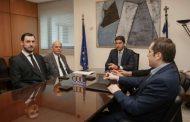 Χωρίς Αυγενάκη στην συνάντηση της Τρίτης με UEFA - FIFA ο πρωθυπουργός!