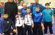 Με διακρίσεις επέστρεψαν οι μικροί αθλητές του τμήματος πάλης του ΑΣ Δημοκρίτειο από το τουρνουά της Προύσας!