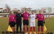 Οι διαιτητές και το μενού της 17ης αγωνιστικής στον 1ο όμιλο της Γ' Εθνικής!