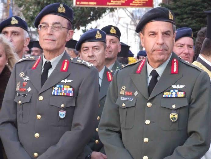 Νέος Αρχηγός ΓΕΣ ο μέχρι πρότινος Διοικητής Δ΄ΣΣ «ΘΡΑΚΗ» Χ. Λαλούσης!