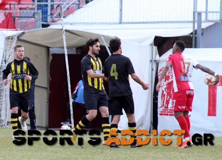 Photos: Πάλεψε, ηττήθηκε από τον πρωτοπόρο Πανσερραϊκό, όμως δεν χάθηκε τίποτα για τον Ορφέα Ξάνθης!