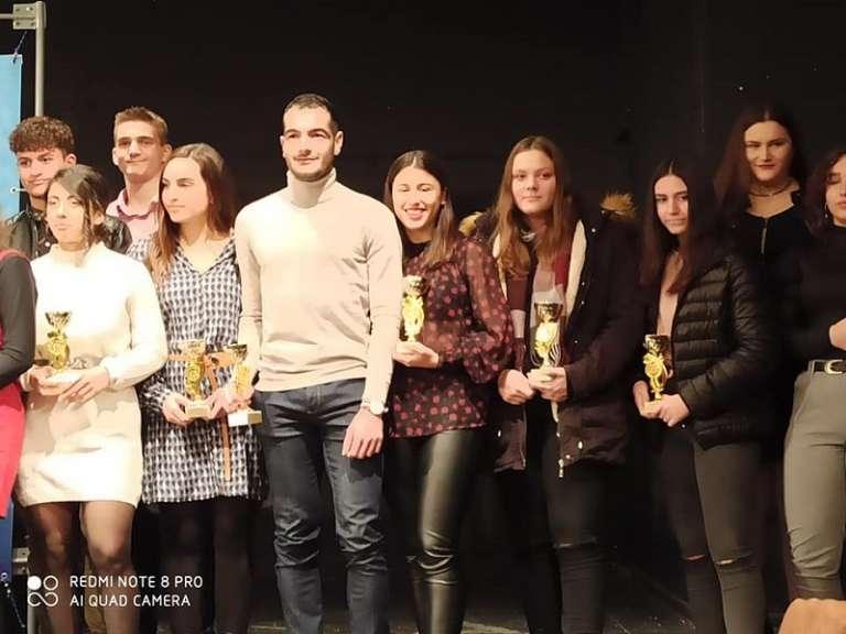 Βραβεύτηκαν στην Καβάλα αθλητές της Αλεξανδρούπολης που διακρίθηκαν το 2019!