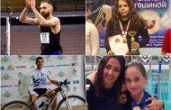 Αυτοί είναι οι 4 Κομοτηναίοι Πρωταθλητές που θα παραλάβουν την Ολυμπιακή Φλόγα!