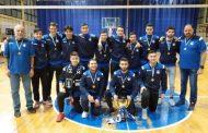 Πρωταθλητές ΕΠΕΣΘ με τους Νέους του Ηρακλή οι Κεσεσίδης, Κοτόρνος, Κεσούδης, Ντούμας στον...Θρακιώτικο τελικό με Άρη!