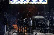 Χάος στον Έβρο: Έφοδος των μεταναστών για να σπάσουν το μπλόκο των αστυνομικών!(pics+video)