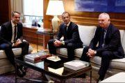 Υπέγραψαν με την Κυβέρνηση το μνημόνιο για το ποδόσφαιρο FIFA-UEFA!
