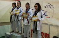 Πέντε μετάλλια για τον ΑΣ Ταεκβοντό Κομοτηνής στο Πρωτάθλημα Βορείου Ελλάδας!