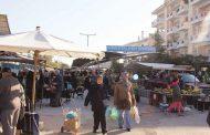 Ροδόπη: Λαϊκή αγορά μόνο στο Δήμο Μαρωνείας-Σαπών!