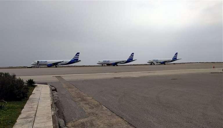 Τρία αεροσκάφη της