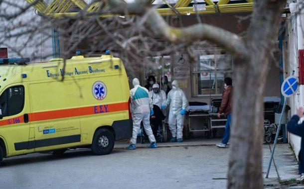 Κορωνοϊός: Lockdown στην Καστοριά – Στο «Πορτοκαλί» Θεσσαλονίκη, Σέρρες, Βοιωτία, Λάρισα