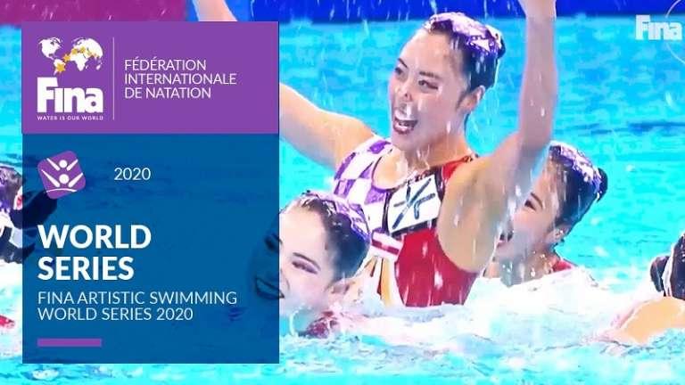 Η Αλεξανδρούπολη στο promo της FINA για το Παγκόσμιο Συγχρονισμένης Κολύμβησης!