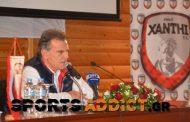 Εφ' όλης της ύλης συνέντευξη τύπου την Τρίτη ο Χρήστος Πανόπουλος!