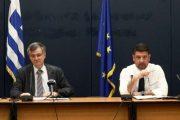 Ο σημερινός απολογισμός Τσιόδρα για τα 1.415 συνολικά κρούσματα και η ανακοίνωση Χαρδαλιά για καραντίνα σε κοινότητα της Πέλλας