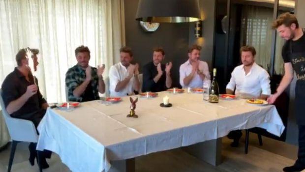Video: O Βαβρίνκα γιόρτασε τα γενέθλιά του με τους... έξι εαυτούς του!