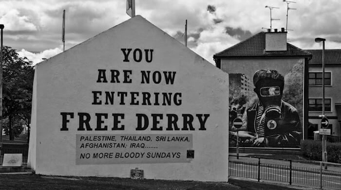 Η «Bloody Sunday», οι U2 και η μοναδική Ντέρι!