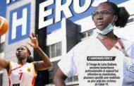 Η Λαϊνά Μπαντιάν, από αθλήτρια μπάσκετ έγινε ηρωίδα σε νοσοκομείο της Γαλλίας!