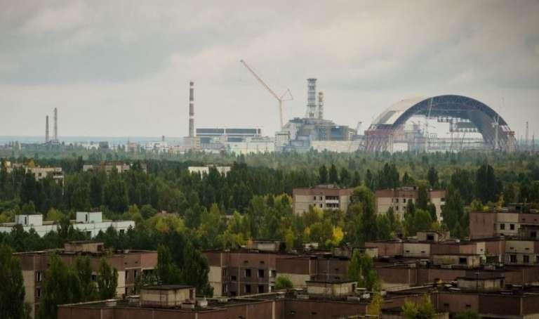 Συναγερμός στην Ουκρανία με αύξηση της ραδιενέργειας στο Τσερνόμπιλ λόγω δασικής φωτιάς!
